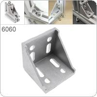 6060 Aluminum Corner L Shape Right Angle Support Connector Extrusion Industrial Aluminum Profile