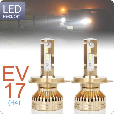 2pcs H4 / HB2 / 9003 12000LM 6000K White Super Bright TX3570 Chip Car Headlight Bulbs IP67 Waterproof for Car / Truck / SUV / RV
