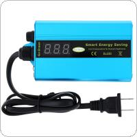 90-265V 1-8KW Intelligent Electricity Saving Device with LED Indicator Electricity Bill Killer Up to 30% for House Office