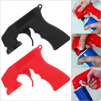 Universal Portable Car Care Maintenance Painting Power-assisted Handle Spray-gun Spray Auxiliary Tool