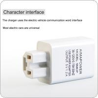 Universal 36-120V Electric Bicycle Phone Charger Motorcycle USB Rapid Charging Accessories Waterproof Portable Safe