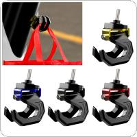 Universal Motorcycle Gadgets Hook Helmet Gloves Hanger Double Flexible Hook for Motorcycle Scooter Street Motorbike