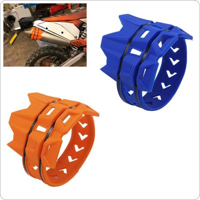 Universal Motorcycle Exhaust Muffler Silencer Protector Guard for Dirt Bike Parts Motocross