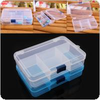 3 Colors 5 Grid PP Fixed Multipurpose Organizer Container Storage Box Fit for Household Daily / Cosmetic / Jewelry / Tool Parts