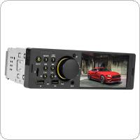 4.1 Inch 1 Din Dual USB Bluetooth Multimedia MP5 Player Auto Stereo Radio Support Fast Phone Charging and Rear View Camera