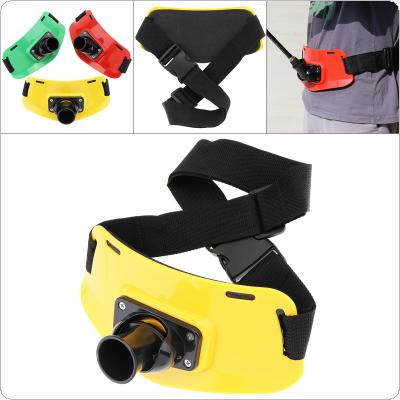 Boats Sea Fishing Rod Stand Fighting Belt Waist Support Holder Red Green Yellow Optional
