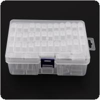 42 Grid PP Detachable Transparent Multipurpose Independent Display Storage Box Fit for Jewelry / Rings / Rhinestone / Nail Art / Tool Parts