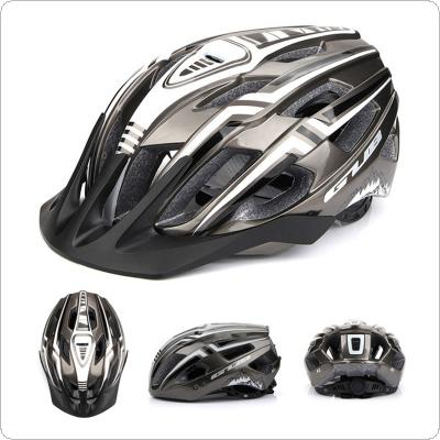 56-59cm Light Cycling Helmet Intergrally Molded Mountain Road MTB Helmets with Taillight
