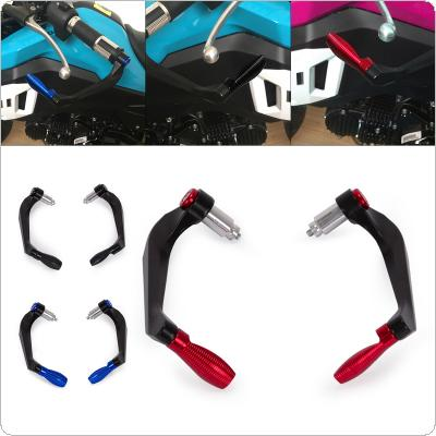 1 Pair Motorcycle Anti-fall Brake Hand Guard CNC Universal Horn Protection Rod Motorcycle Modification Accessories