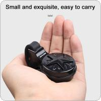 Bicycle Mini Electric Horn Bicycle Bell High Decibel USB Chargeable Horn Waterproof Riding Equipment