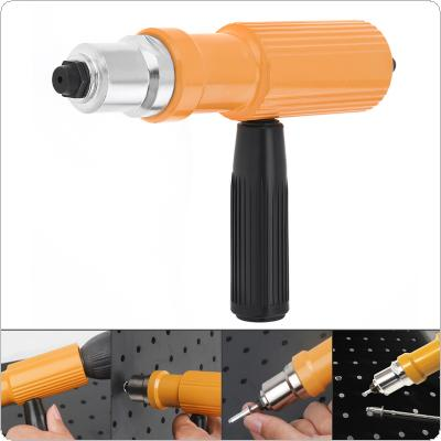 Electric Rivet Gun Adapters Multifunction Riveting Tool Cordless Insert Riveting Electric Drill Adapter