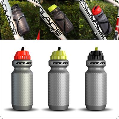 650ml PP5 Silicone Bicycle Kettle Intelligent Sports Portable Leakproof Heat Resistant Water Cup