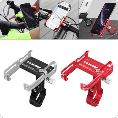 Motorcycle Mobile Phone Holder Universal Enhanced  Design Aluminum Alloy Electromobile Bike Handlebar Stand Bracket