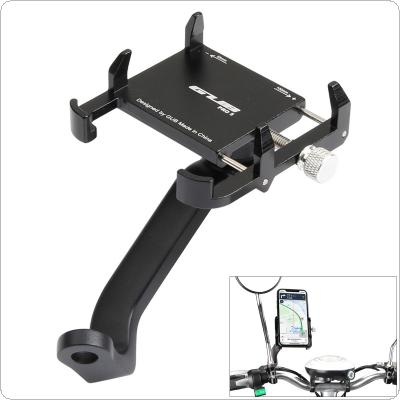 Motorcycle Mobile Phone GPS Holder Universal 360 Degrees Rotate Aluminum Alloy Electromobile Bike Stand Bracket