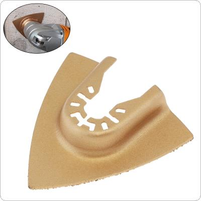 78mm Gold Package Alloy Polishing Grinding Blade Power Tool Accessories Fit for Wood Cutting / Sheet Grinding / PVC Cutting / Nail Cutting