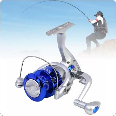 1000-7000 Spinning Fishing Wheel 8KG Max Drag Fishing Coil Left / Right Hand Fishing Reel Parts