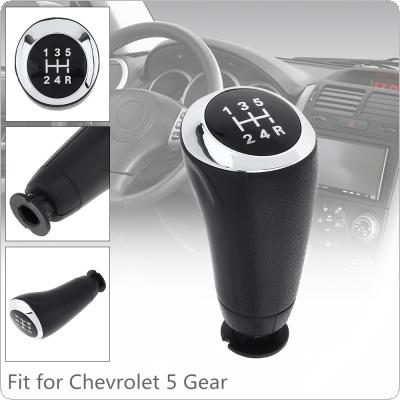 5 Speed ABS Car Manual Gear Shift Handball Knob Car Accessories Fit for Chevrolet  Aveo  5 Gear Models