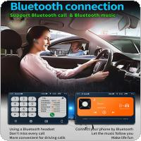 2 DIN 9 Inch QUAD core Android 8.1 Car MP5 GPS Navi Player Support Bluetooth / FM / Phonelink / WIFI / Car Life Fit for Volkswagen VW