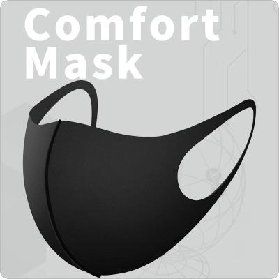 Fashion Face Mouth Mask Anti Dust Mask Filter Windproof Mouth-muffle Bacteria Proof Flu Face Masks Care Reusable Washable