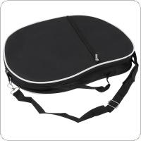 10 / 16 / 19 String Lyre Harp Storage Bag Waterproof Dustproof Canvas Handbags Musical Instrument Carry Bag