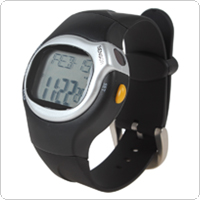 Exercise Watch with Pulse and Calorie Reader