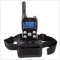 Pet Behave Remote 3 Dogs Training System with 4 Levels of Vibration and Static
