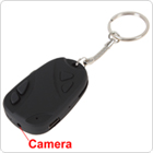 Keychain Car Remote Digital Video Recorder Spy Camera