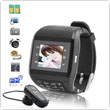 Dual SIM 1.5 Inch Touchscreen Watch Cellphone with Keypad + Wireless Transmission