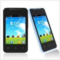 H-mobile F1 MTK6572 3.5 Inch Dual Core CPU Smart Multifunction Mobile Phone Support WiFi/FM Radio/MP3/MP4