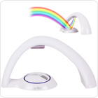 Creative Colorful Romantic Sky Rainbow Projector Lamp LED Colorful Rainbow Night Lights