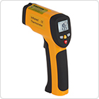 LCD Digital Gun Shape Infrared Thermometer for Temperature Measuring (-50  to 450 Degrees Celsius )
