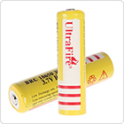 2 PCS 18650 Battery 3.7V 3600mAh Rechargeable Li-ion Battery