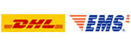 Major Express Courier: DHL, EMS
