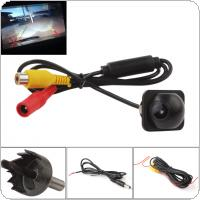 170 Wide Angle 420 TV Lines 13.5mm Len Night Vision Car Rear View Reverse Backup Color Parking Camera