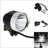 Waterproof Super Bright XM-L T6 600Lm LED Bicycle Light Headlamp