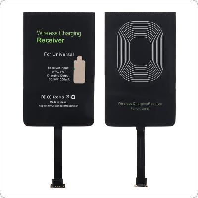 5V 1000mA Current WPC 5W Wireless Charger Charging Receiver Module for Universal Android Phone Micro Usb Mobile Interface