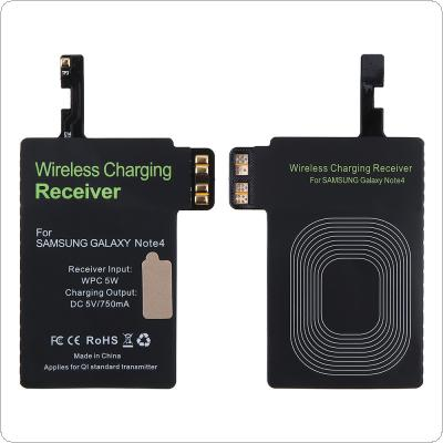 5V 750mA Current WPC 5W Wireless Charger Charging Receiver Module Fit for Note 4