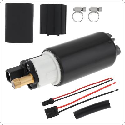 Universal E2254 / E2157 12V 150 LPH 15 - 90PSI Auto High Flow Electric Fuel Pump with Filter Installation Tool Fit for Ford / Mercury / Lincoln / Mazda