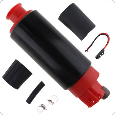 Universal 13.5V 15 - 115PSI 255 LPH Auto High Flow Electric Fuel Pump with Filter Installation Tool Fit for Chevrolet