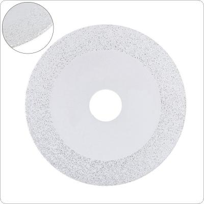 Diamond Grinding Wheel 100mm Pie Shaped  Grinding Wheel Glass Cutting Blade Saw Blade Rotary Grinding Tool