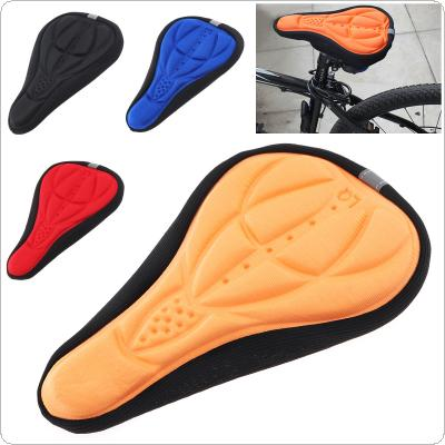 Soft Bike Seat Saddle Bicycle Cycling Silicone Seat Thicken Mat Cushion Seat Cover Saddle Bicycle Accessories Protective Gear