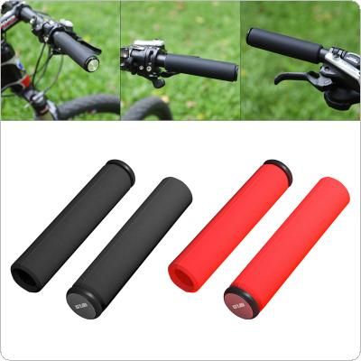 GUB Bicycle Silicone Handlebar Cover Shock Absorption Ultra Light Handlebar Protector for 22mm Diameter Handlebar Bike