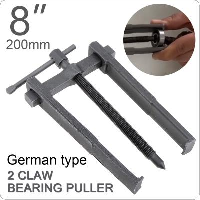 8inch 200mm Two Claw Puller Separate Lifting Device Pull Bearing Auto Mechanic Hand Tools Bearing Rama