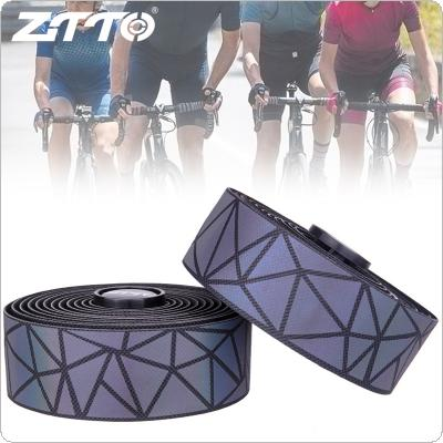 2pcs Road Bike Handlebar Tape Bike Accessories Racing Bike Tape Straps Cycling Handlebar Grips Tapes