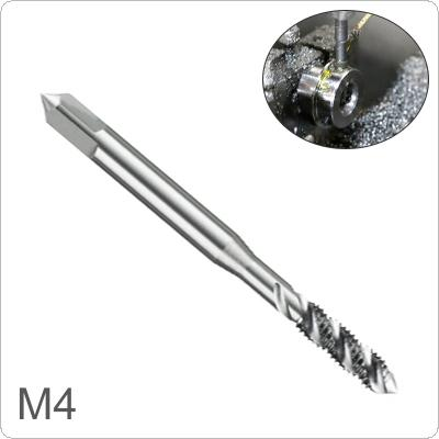 1 piece M4 Square  Shank High Speed Steel Screw Thread Tap Drill Bit  for Woodworking Plastic And Aluminum HSS Drill Bit